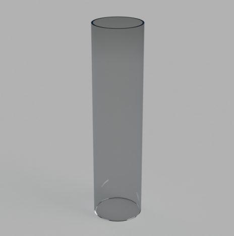 Glass Tube – 6 Inch Length