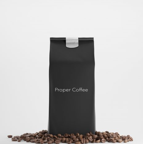 Proper Coffee – House Roasted Blend